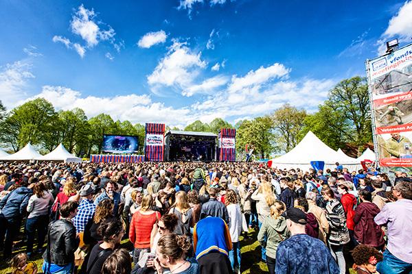 Bevrijdingsfestival Brabant 2016