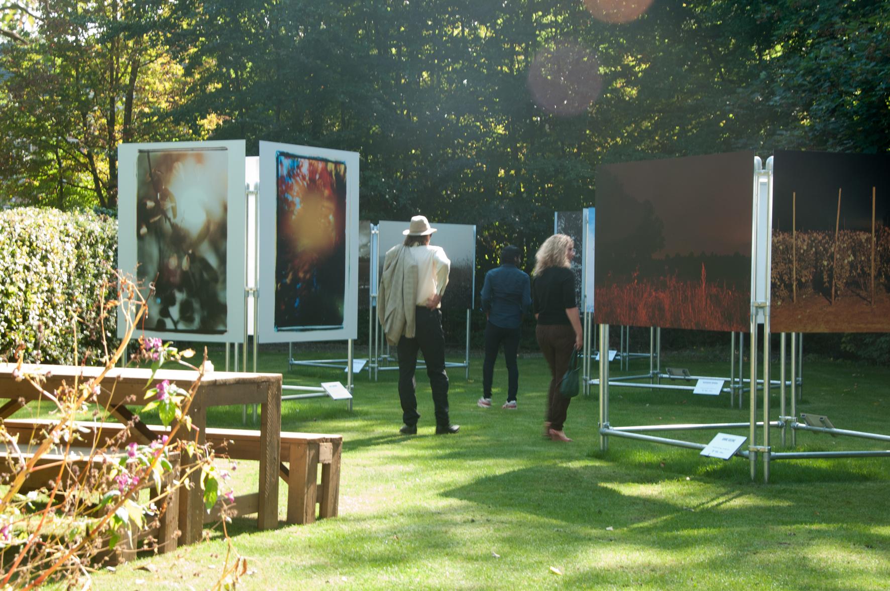 Van GoghHuis Zundert - de tuin